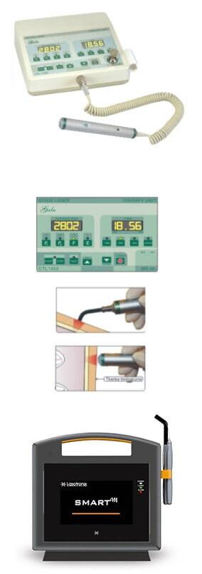 biostymulacyjny laser terapeutyczny